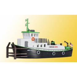 Barco remolcador. KIBRI 38520