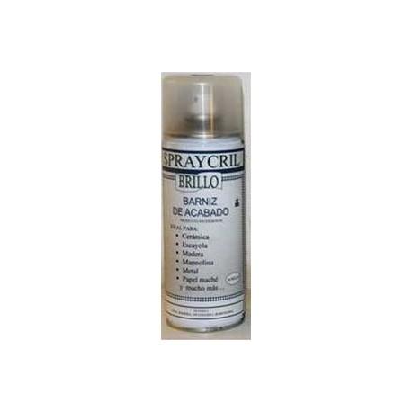 Acrylic aerosol gloss varnish. SPRAYCRIL 02024