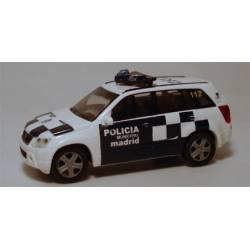 Suzuki Vitara Policía Municipal de Madrid. RIETZE 50179