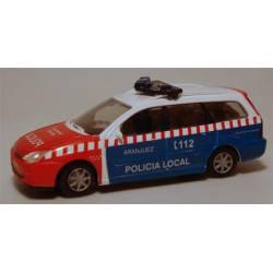 Ford Focus Policía Municipal de Madrid. RIETZE 50966