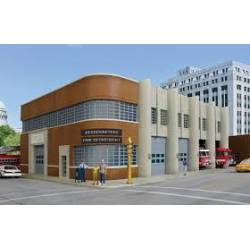 Fire Department Headquarters. WALTHERS 933-3765