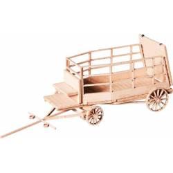 Carro de ganado. NOCH 14245