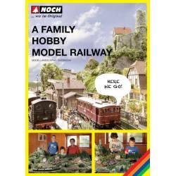 """Guía de modelismo """"Hobby en familia"""". NOCH 71905"""