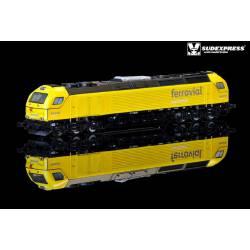 Euro 4000 locomotive, Ferrovial 335.032.