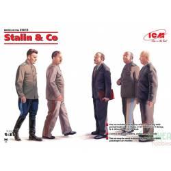 Stalin y compañía.