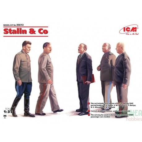 Stalin y compañía. ICM 35613