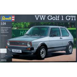 VW Golf 1 GTI. REVELL 07072