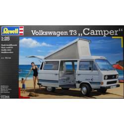 "Volkswagen T3 ""Camper"". REVELL 07344"