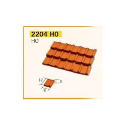 Roman roof tile.