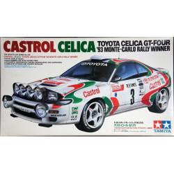 Toyota Celica GT-Four. TAMIYA 24125