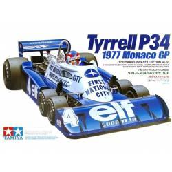 Tyrrell P34 1977. TAMIYA 20053