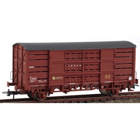 Cattle wagon, RENFE. KTRAIN 0705C
