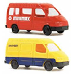 Set of Ford Transit Dachser y Minimax. RIETZE 16065