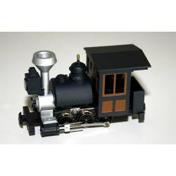 Locomotora Porter 0-6-0. MINITRAINS 1011