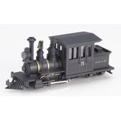 Locomotora de vapor, F&C. MINITRAINS 1032