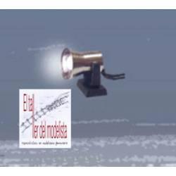 Reflector de base. ANESTE 2666