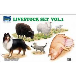 Animales de granja. Vol.1.
