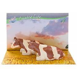 Vacas marrones. KIDS GLOBE 1000565