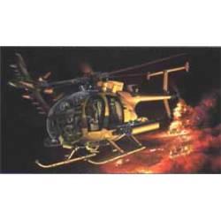 """AH-6J Little Bird """"Nightstalkers"""". DRAGON 3527"""