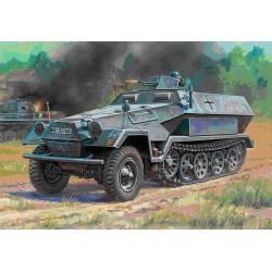 Sd. Kfz. 251/1 Ausf. B. ZVEZDA 6127
