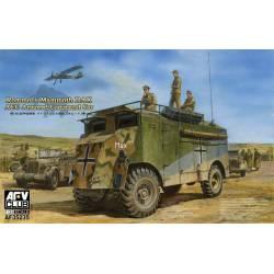 AEC 4x4 command truck-Rommel. AFV CLUB 35235