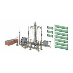 Electrical Substation. KIBRI 39840