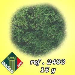 Musgo verde. AEDES 2403
