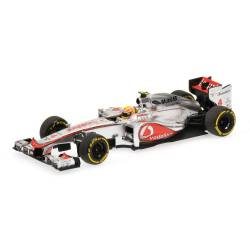 McLaren Mercedes MP4-27. MINICHAMPS 4012138114173