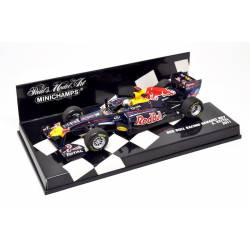 Red Bull Racing Renault RB7. MINICHAMPS 410110001
