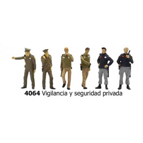 Private security. ANESTE 4064
