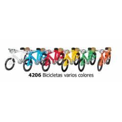 Bicicletas. ANESTE 4206