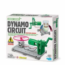 Circuito dinamo. 4M 00-03361