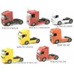 Cabina tractora. NEW RAY 10843
