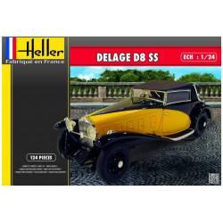 Delage D8 SS. HELLER 80720