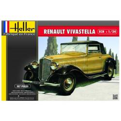 Renault Vivastella. HELLER 80724
