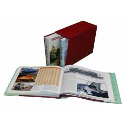 Fichas material motor RENFE: 1941-2016
