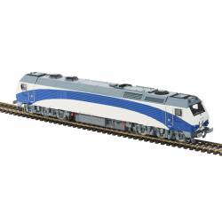 "Locomotora 333.401, Renfe ""Grandes Lineas""."