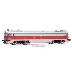 "Locomotive 353.001 ""V. de Lourdes"", RENFE."