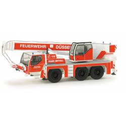 Liebherr mobile crane LTM 1045/1. Herpa 155632