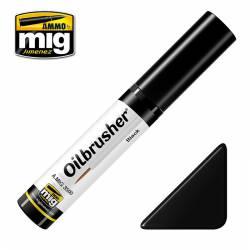 Oilbrusher: black.