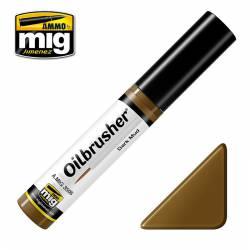 Oilbrusher: dark mud. AMIG 3508