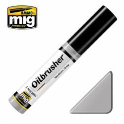Oilbrusher: medium grey. AMIG 3509