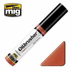 Oilbrusher: red primer. AMIG 3511