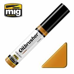 Oilbrusher: ochre. AMIG 3515