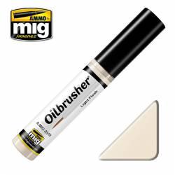 Oilbrusher: light flesh.