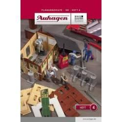 Catálogo planificación de edificios. AUHAGEN 80004