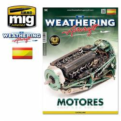 The Weathering Magazine Aircraft: Motores. AMIG 5103