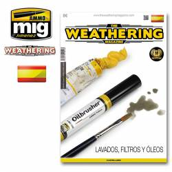 The Weathering Magazine #17: Washes, filters and oils. AMIG 4016