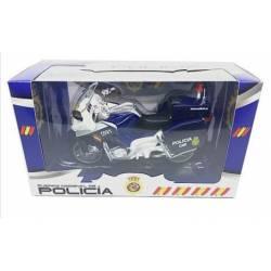 Moto Policía nacional. PLAYJOCS 73987