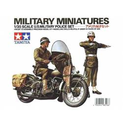 US military police set. TAMIYA 35084